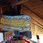 Holzschild aus Bohle